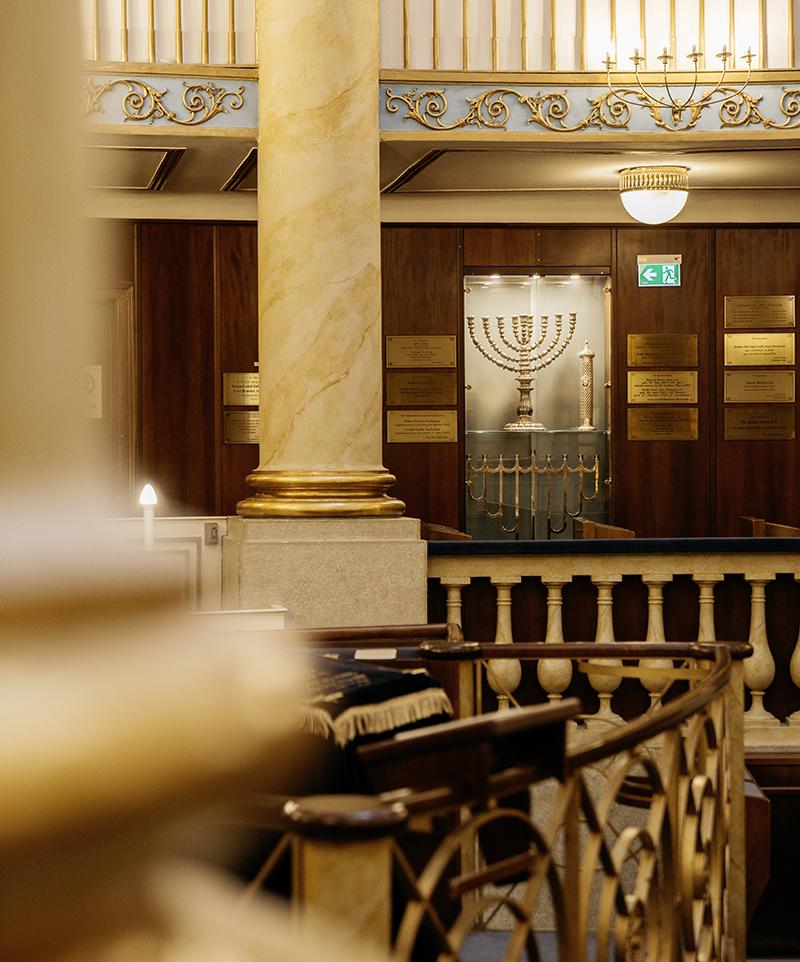 Synagoge (Stadttempel) / Synagoge (Stadttempel)